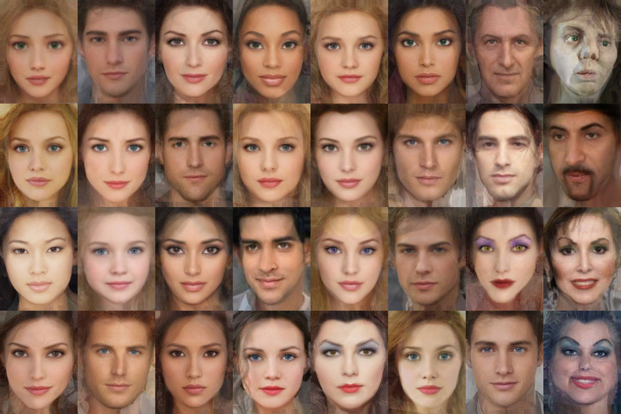 Real Disney Character Faces, so amazing!   From top left to right, then next row