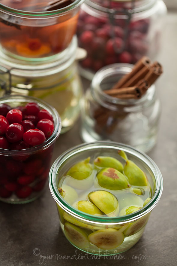 Infusing Spirits from Gourmande in the Kitchen How to Infuse Vodka and Spirits |