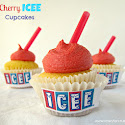 Crazy for Crust: ICEE Cupcakes {and other fun Softball treats} including a hot c