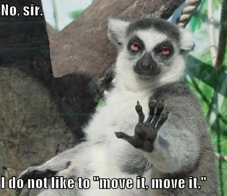 i like to move it move it xD