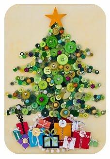 button tree DiY