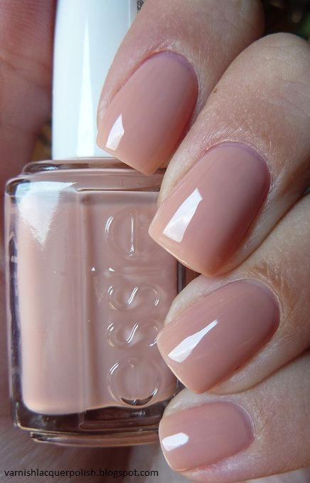 I need this nail polish simply because of the name!!!!   :)  ESSIE Nail Polish - Not Just A Pretty face