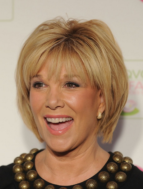 Short Hairstyles for Middle Aged Women with Fine Hair …