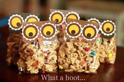 Owl Inspiration