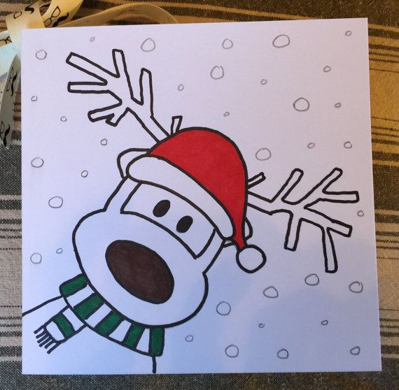 Ideas for Christmas Drawing