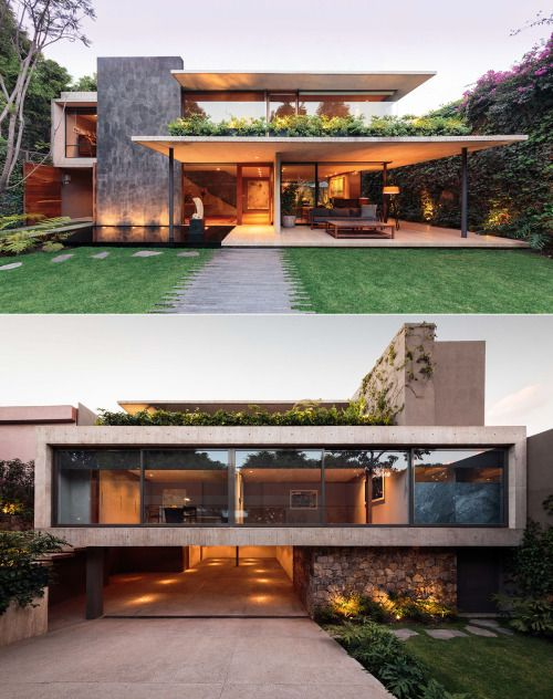 Home Designing — (via An Atmospheric Approach To Modernist…