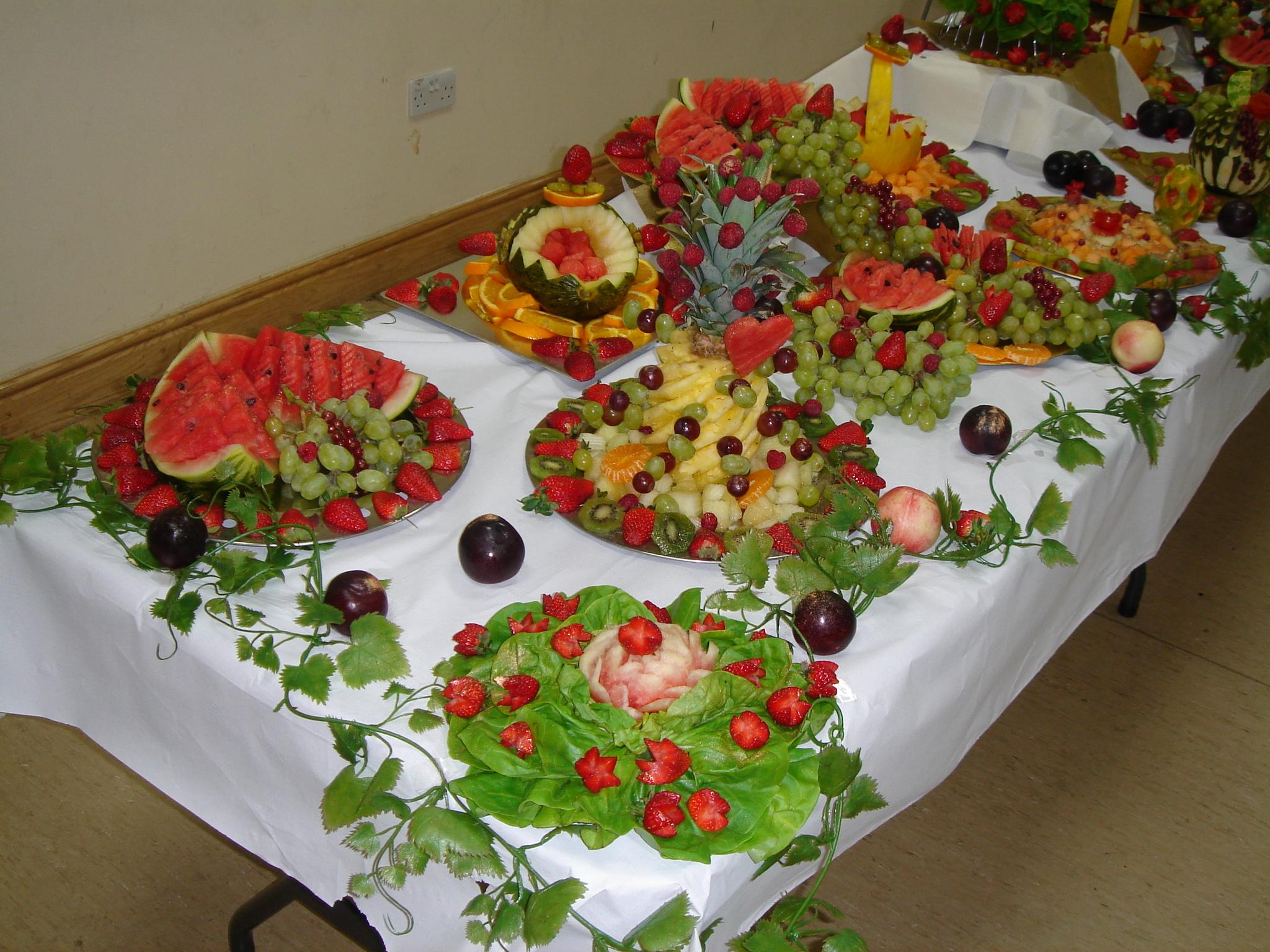 fruit decoration Top 15 Pretty fruit decoration ideas for your kids -   Fruit decoration ideas