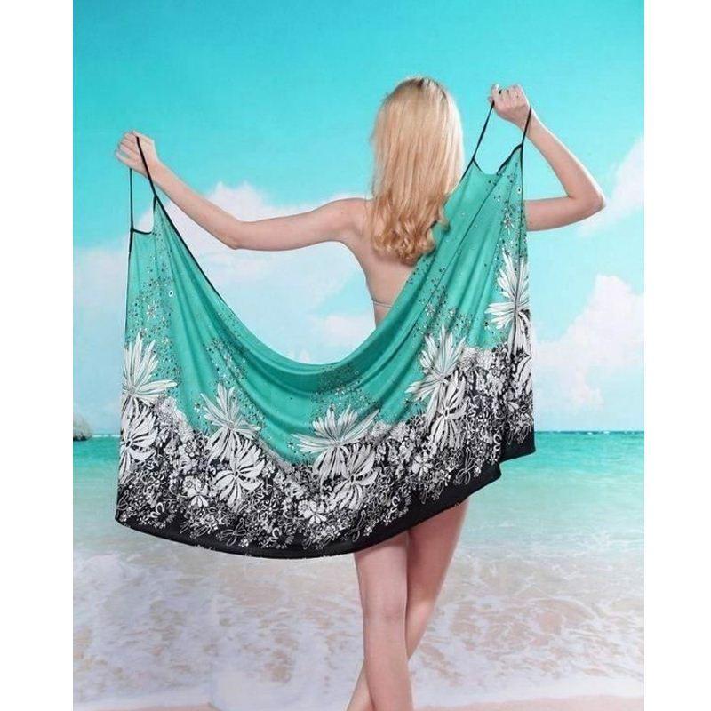 Women's Summer Bikini Swimwear Cover Up Beach Dress