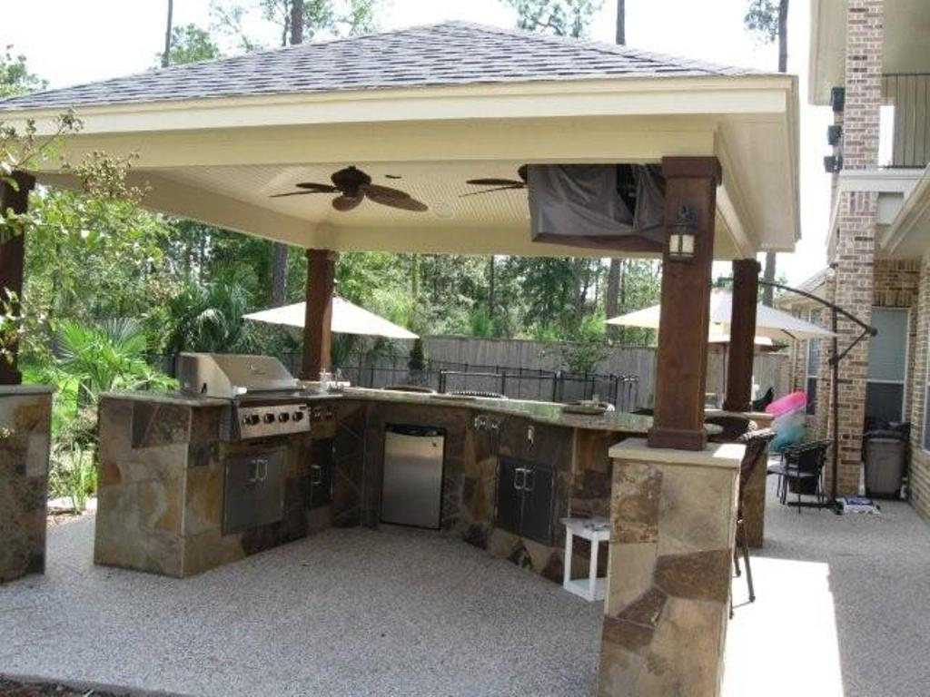 Outdoor kitchens ideas   PinPoint