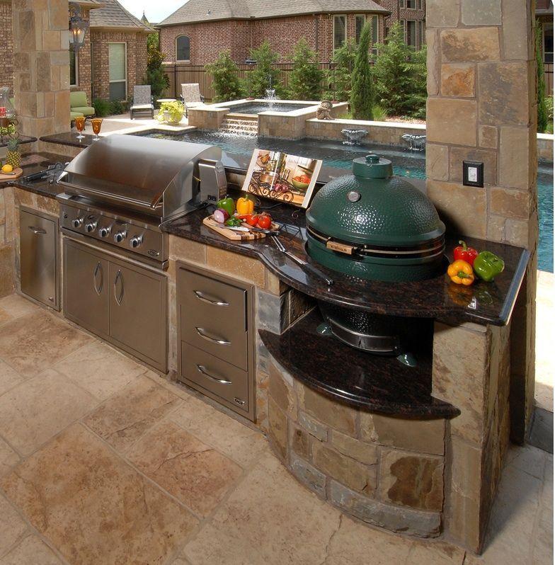 Outdoor Kitchen Ideas -   Great Outdoor Kitchen Ideas