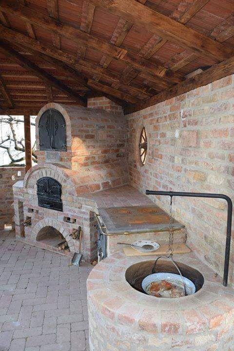 Great Outdoor Kitchen Ideas