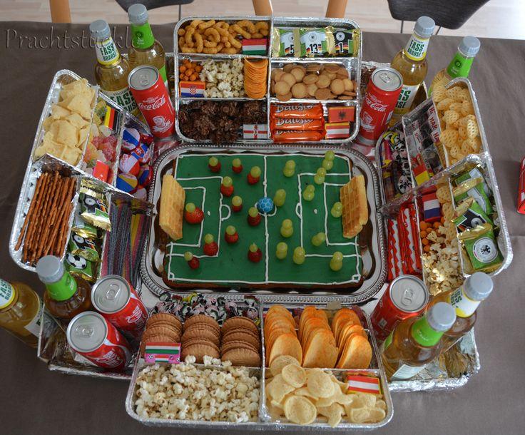 Prachtstückle: Fußball-Snack-Stadion