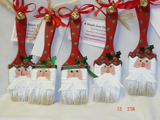 Christmas Craft Ideas -   Christmas Decorating Ideas