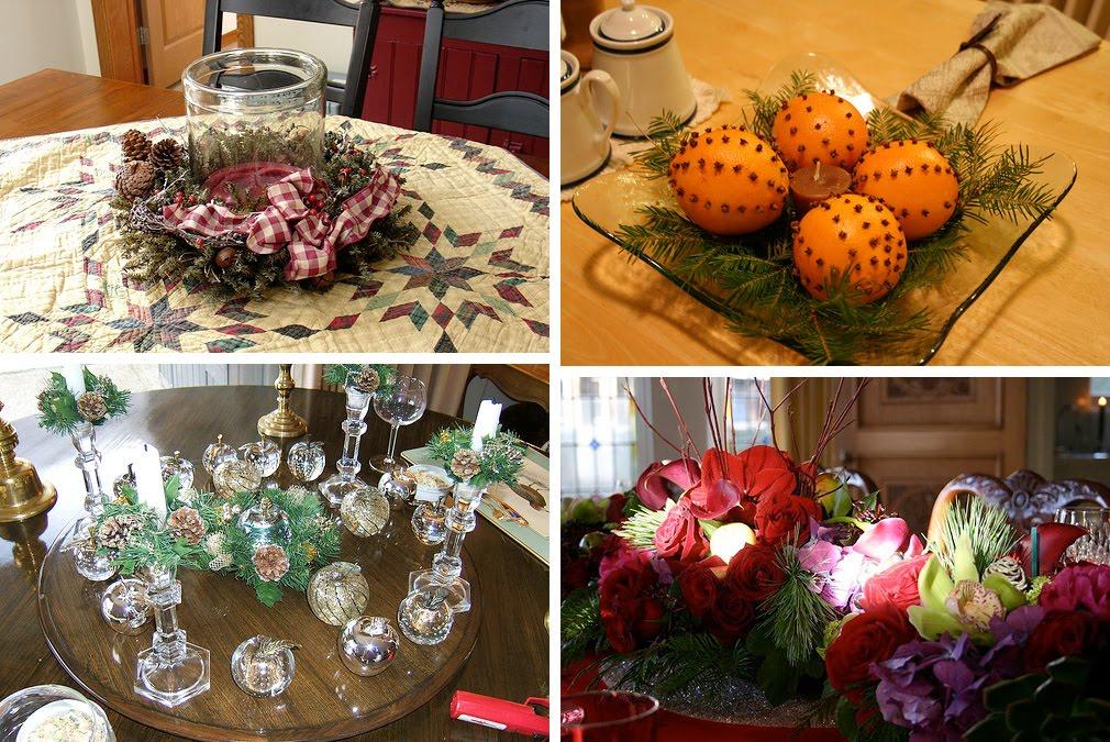 Christmas Ideas: Christmas Centerpiece Decorations, Christmas Table ... -   Christmas Decorating Ideas