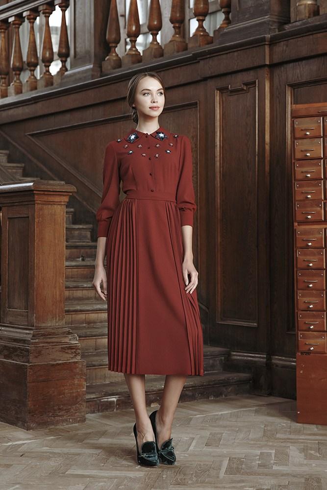 Tailored Dress 89