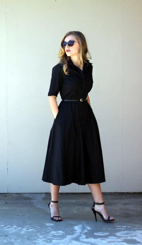 Tailored Dress 92