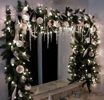 christmas window swags | More Christmas tree inspirations - Holiday Forum - GardenWeb