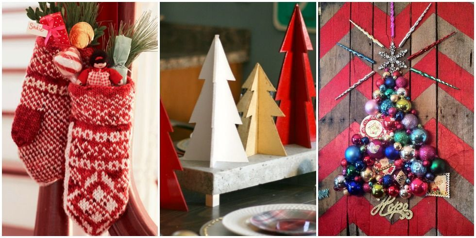 41 DIY Christmas Decorations - Christmas Decorating Ideas -   Christmas Decorating Ideas