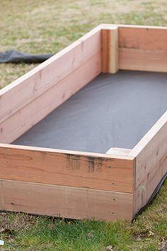 Créer un potager en carré soi-même : 11 modèles à recopier