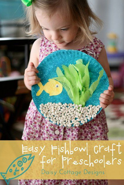 Easy Fishbowl Craft