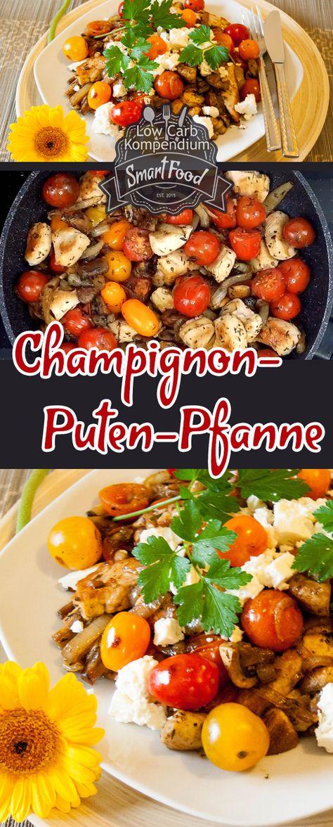 Dieses Pfannengericht ist ein tolles Low Carb Rezept, das in jeder Low Carb Ernährung passt. Kohlenyhdratarm und schnell