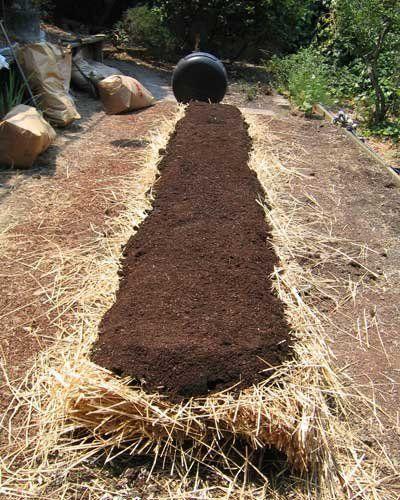 No-Dig Garden