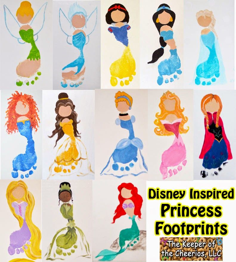 25 cool disney crafts
