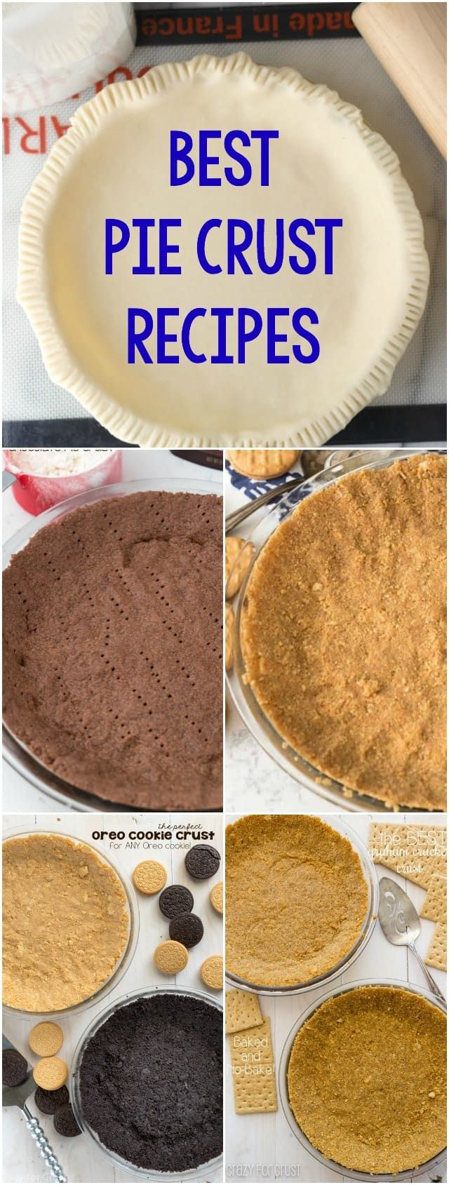 21 baking recipes pie ideas