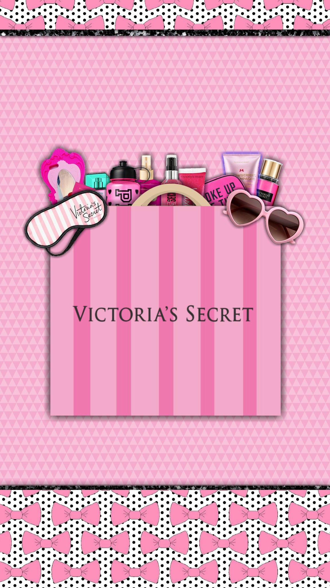 17 victoria secret fondos