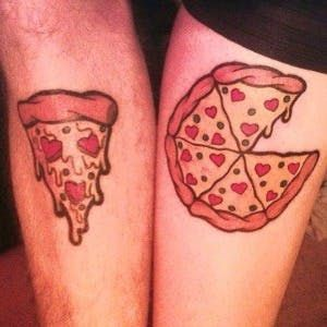 24 creative couple tattoo