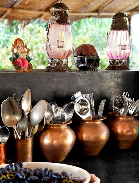 23 indian decor kitchen