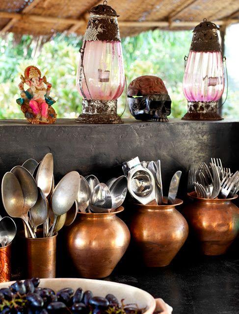 23 indian decor kitchen ideas