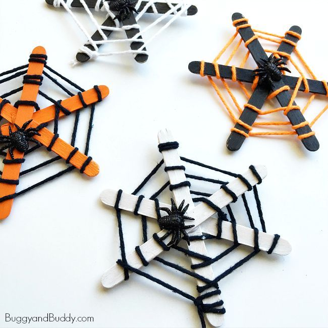 25 halloween crafts for school