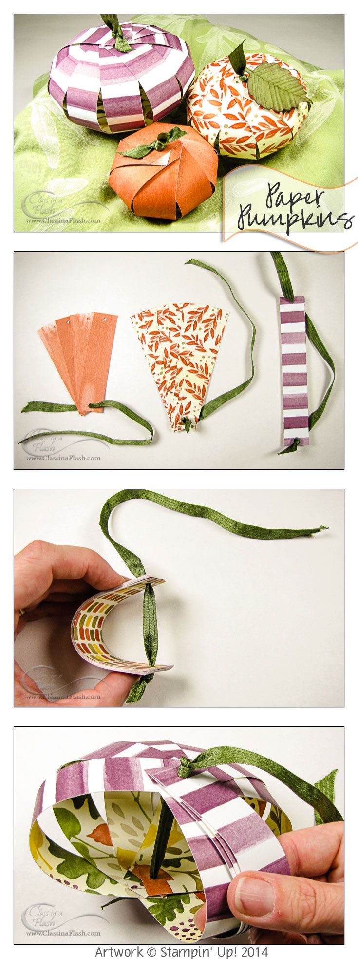 24 fall paper crafts ideas