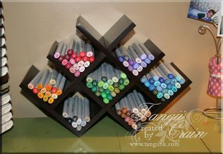22 crafts organization pens