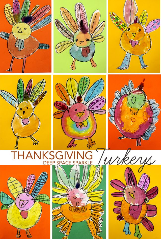 22 thanksgiving crafts for elementary