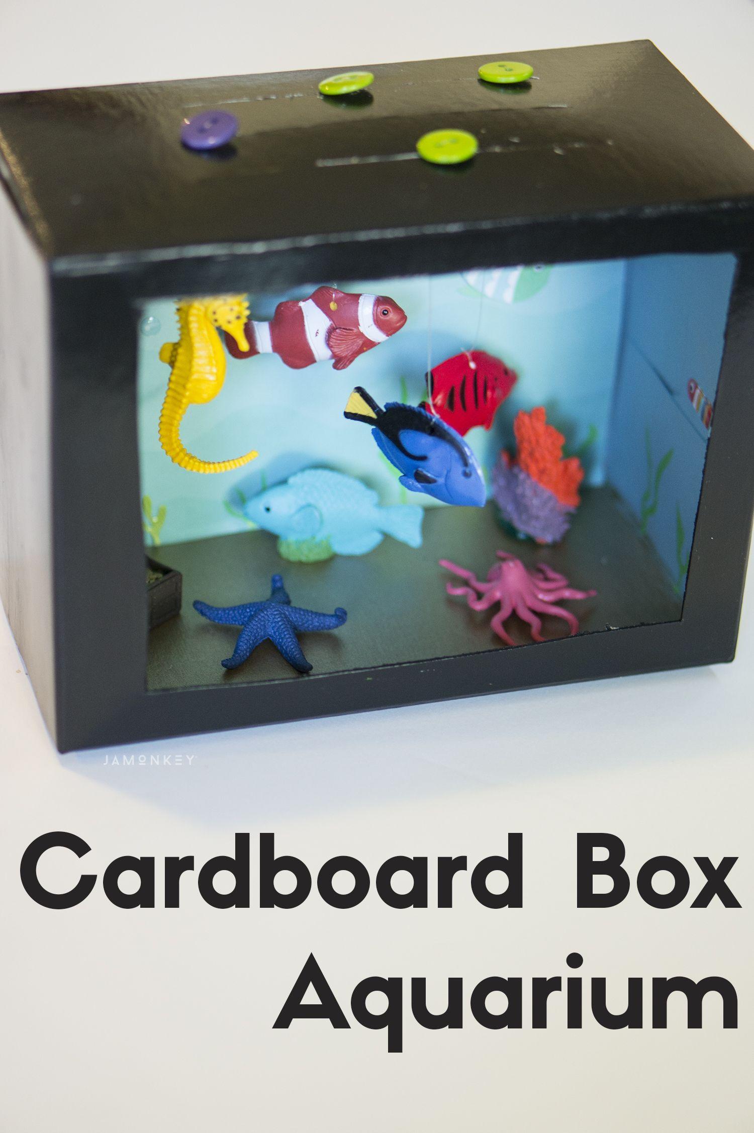 25 cardboard crafts kids ideas