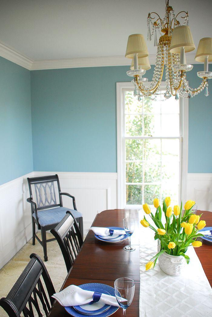 24 dining decor crown moldings ideas