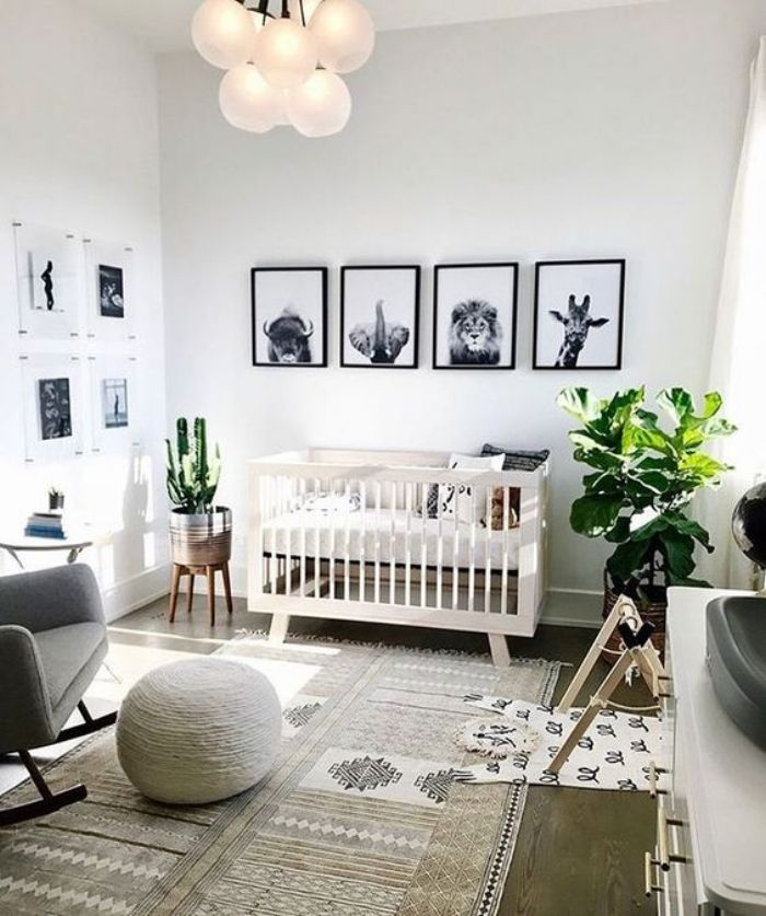 24 nursery decor animals ideas