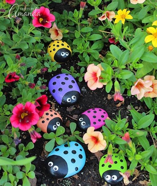 24 diy garden kids ideas