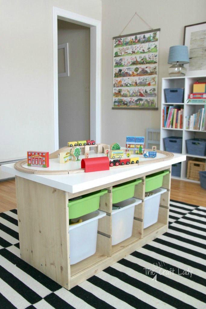 24 diy kids storage ideas