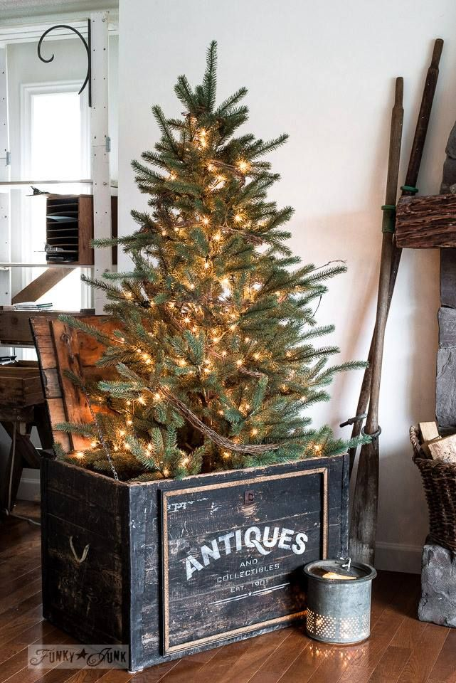 24 chic winter decor