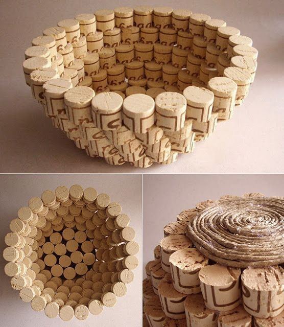 22 cork crafts projects