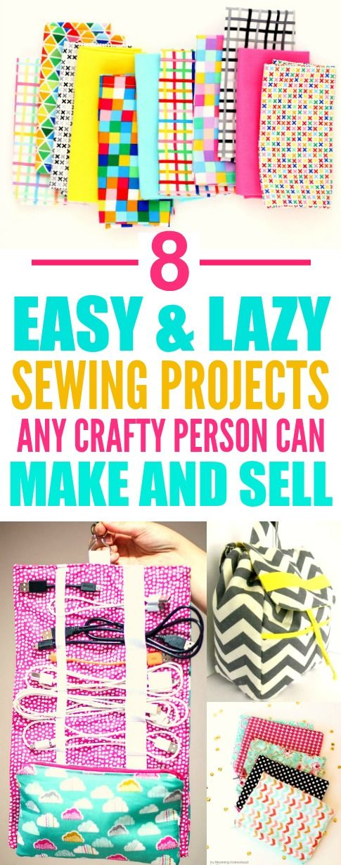 24 sewing crafts to sell