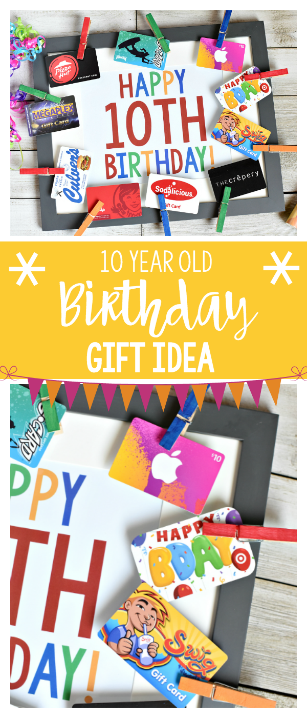 Fun Birthday Gifts for 10-Year-Old Boy or Girl -   24 easy crafts for 10 year olds ideas