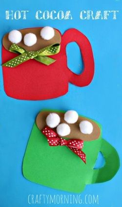 10 Easy Christmas Crafts for Toddlers -   24 easy crafts for 10 year olds ideas