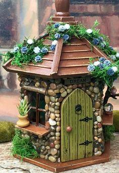 24 fairy garden lights ideas