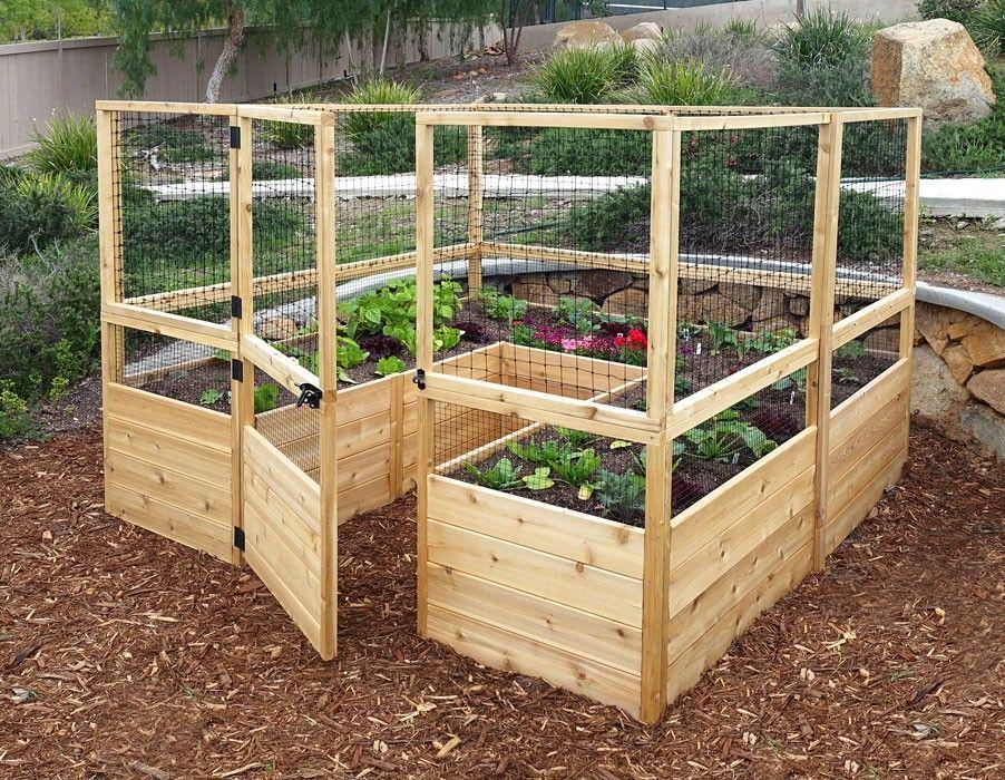 20 garden fence kids ideas
