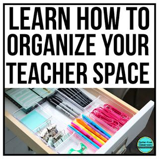10 teacher desk decor