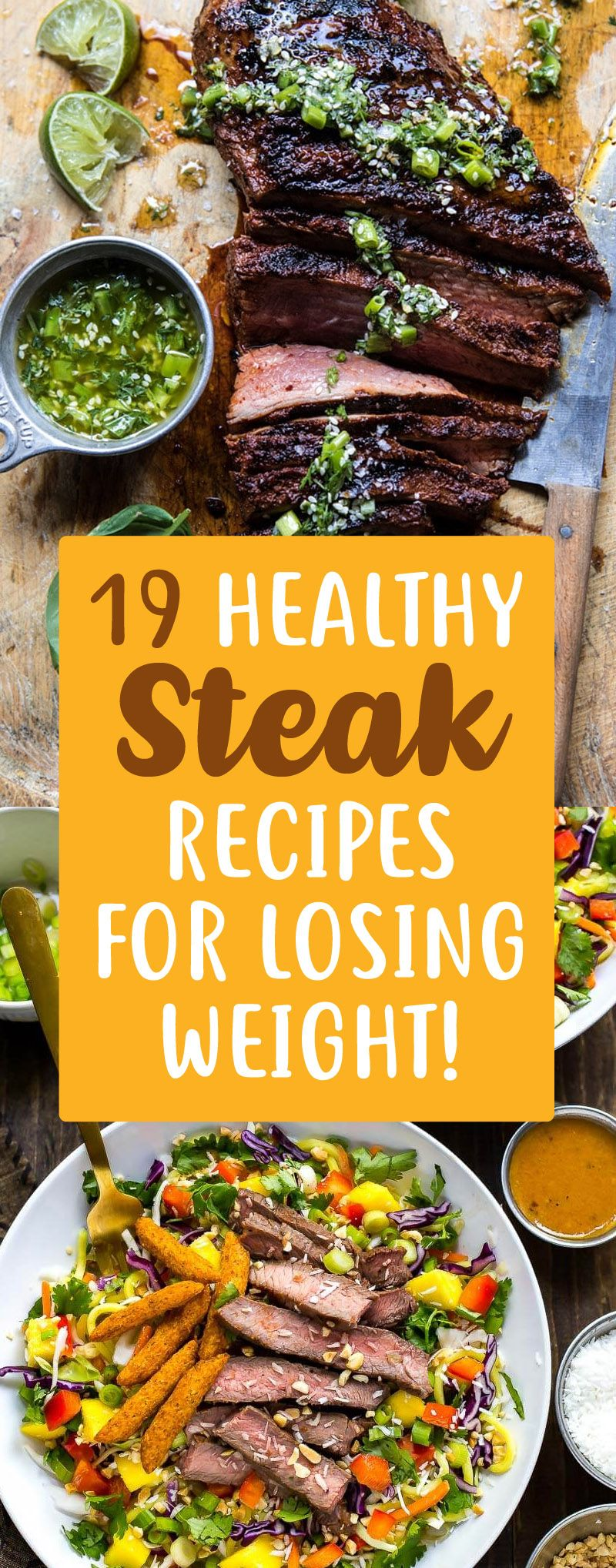 14 healthy recipes steak